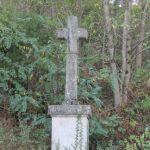 Croix de la route des sapins